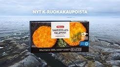 Pirkka saaristolaiskalapihvi - särkikalat käyttöön, ravinteet kiertoon
