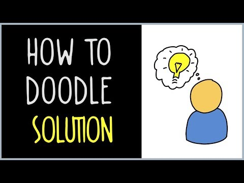 How to Draw a Solution (drawing tips)