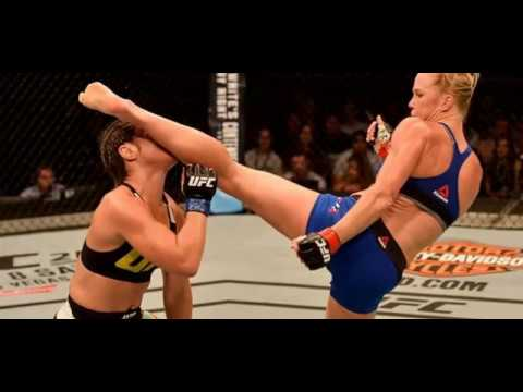 Fighters react to Holly Holm's third round knockout of Bethe Correia  , Sports News Online