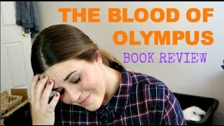 BOOK REVIEW: THE BLOOD OF OLYMPUS BY RICK RIORDAN