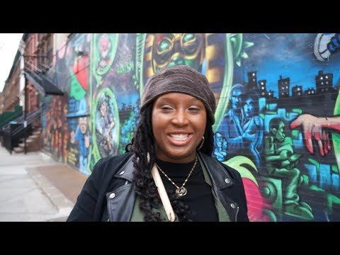 You won't find this Downtown // Harlem New York City Travel
