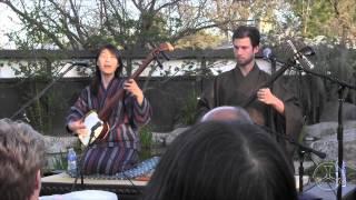 Tsugaru Shamisen & Minyo @ Yume Gardens (Hokkai Bon Uta)