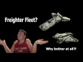 Star Wars Armada Battle Report Ep.7 | WAVE 5 | SATO FREIGHTER FLEET vs THE WORST ROLLS OF ALL TIME!