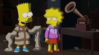 Симпсоны сезон 27 серия 8 обзор The Simpsons на русском