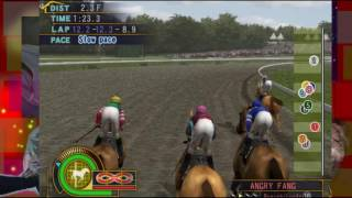 Epic Gallop Racer 2006 Accident Win !! XD
