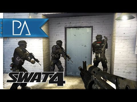 HOSTAGE SITUATION - Swat 4: Elite Force - Tactical Gameplay