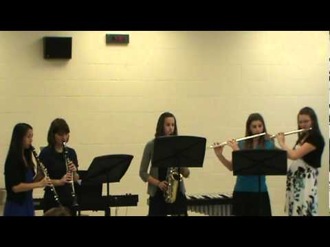 Morton Junior High School Solo and Ensemble 4
