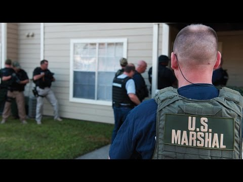 Who Are The US Marshals?