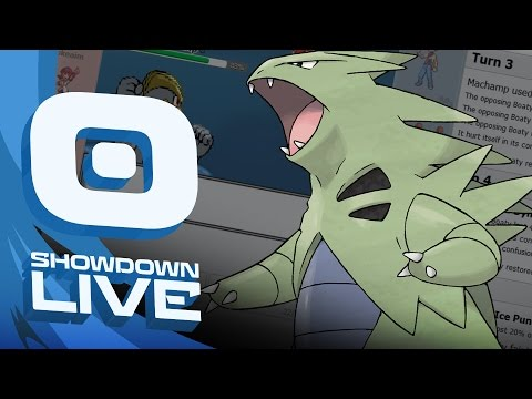 """DPP OU: THE MOVIE"" Pokemon Showdown Live! vs. osgoode! [DPP OU]"
