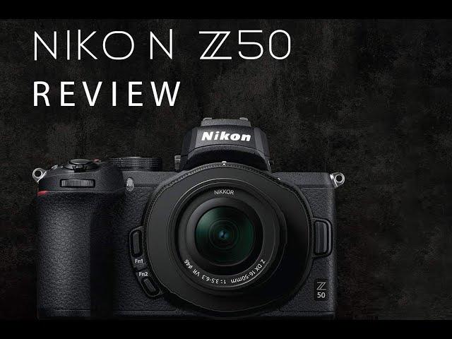 Review Nikon Z50
