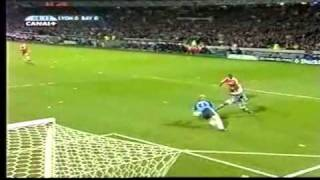 Olympique Lyonnais - Bayern Munich 2000-2001 (1ère partie)