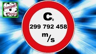 Entwicklung der Lichtgeschwindigkeitsmessung [Comapct Physics] Thumbnail
