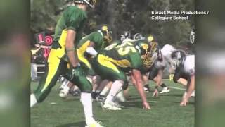 Rare footage of Russell Wilson playing football/baseball/basketball in high school