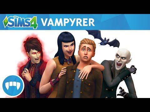 The Sims 4 Vampyrer: officiel trailer