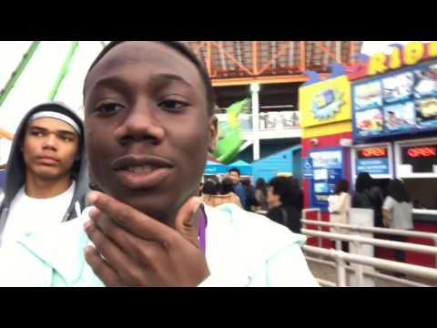 Trip To The Santa Monica Pier!!!!! Vlog