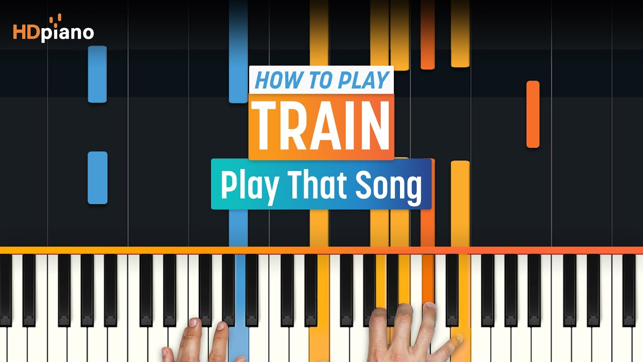 how to play play that song by train hdpiano part 1 piano tutorial youtube. Black Bedroom Furniture Sets. Home Design Ideas
