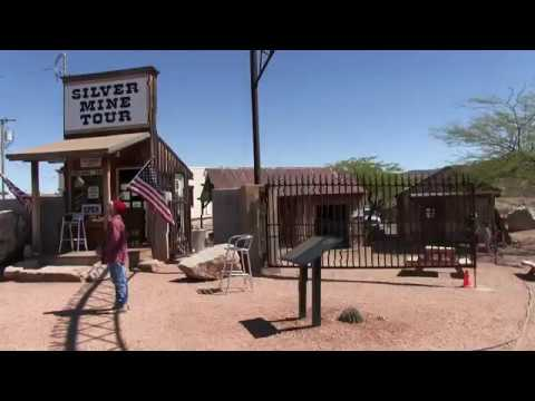 Take a tour-Good enough silver mine tour Tombstone, Arizona 2017