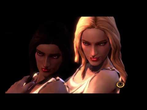 God of War® III Remastered - Meeting Aphrodite