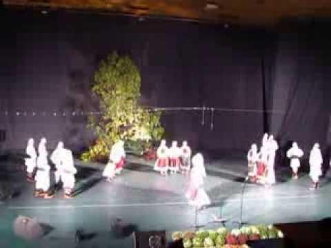 Kumanovo- Folklorni ansambl KC Vrbas