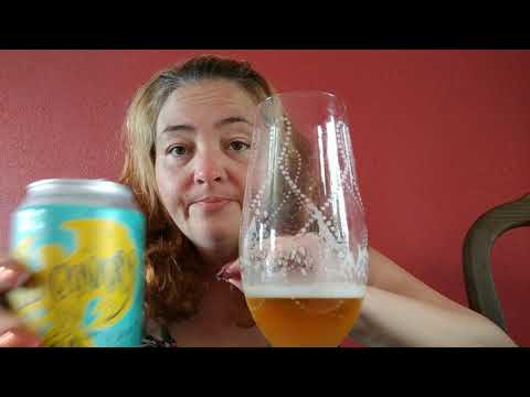 Beer review, The mad canary- Brutal brewery. American abroad