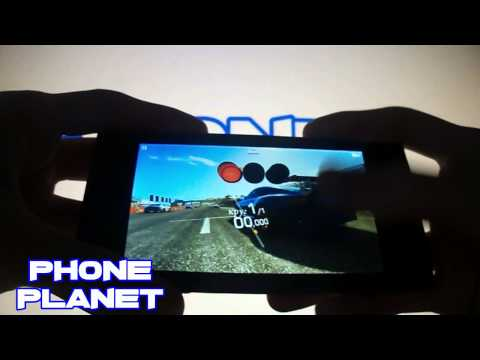 [Highscreen Zera F Gaming test] - Gta San Andreas, Asphalt 8, Dead Trigger 2, Real Racing 3