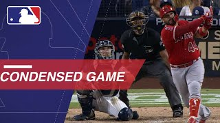 Condensed Game: LAA@SD - 8/15/18