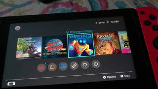 How to backup / archive Nintendo Switch games to Cloud and free up memory
