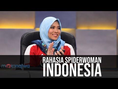 Mata Najwa Part 5 - Cerita Para Juara: Rahasia Spiderwomen Indonesia