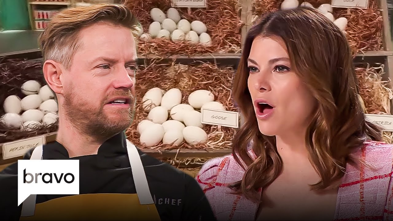 These Amateurs Must Create Egg-ellent Dishes To Impress the Judges | Top Chef Amateurs (S1E4)