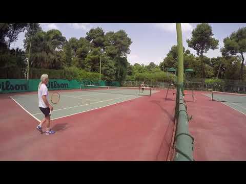 Tenis Club Izmir Culture Park, Husseyin - Robert, Teniški klub Olimpija,  Part 4