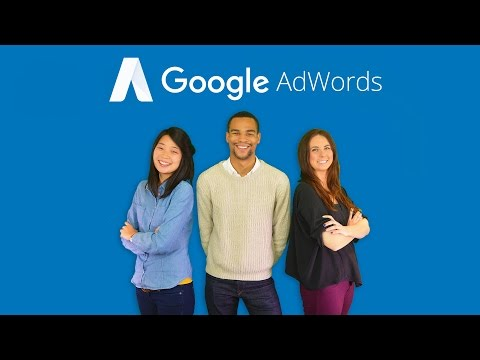 Tracking conversions on a website with AdWords