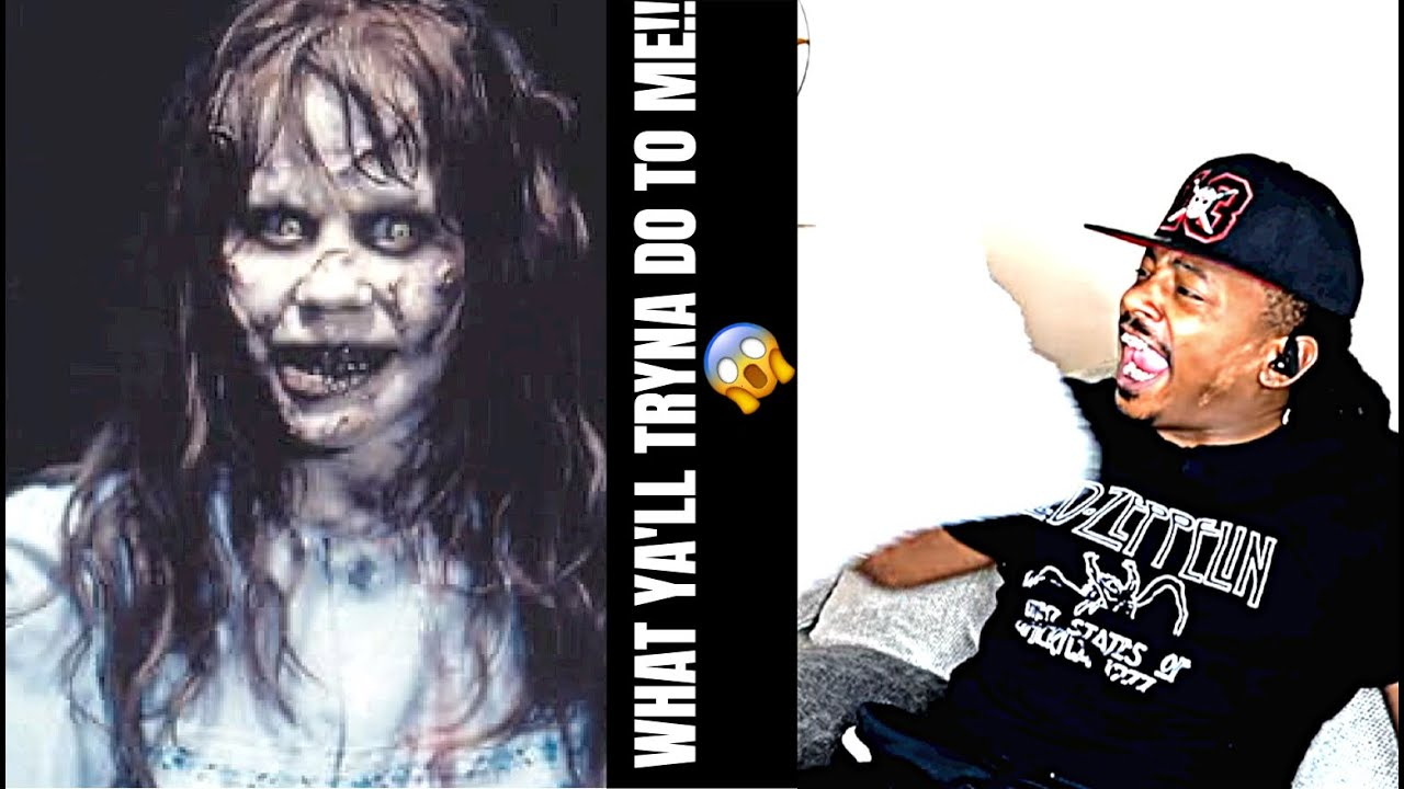 Download (1973) THE EXORCIST MOVIE REACTION!! FIRST TIME WATCHING! OHHH MYYYYYYY