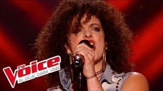 Janis Joplin – Piece of My Heart   Mélodie Pastor   The Voice France 2016   Blind Audition