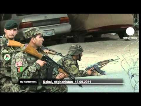 Attack on Kabul over Aghan interior ministry - no comment