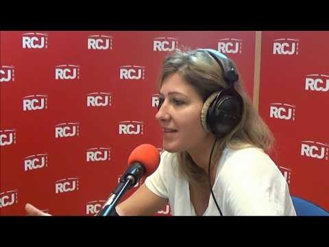 Sandrine Sebbane reçoit Amanda Sthers sur Rcj