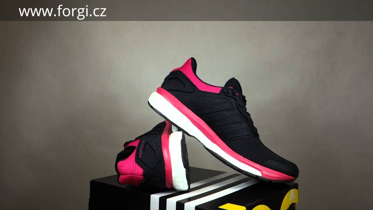 Dámské boty adidas Performance supernova glide 8 w AF6557 - YouTube 87d26fa4812