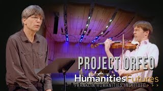 Project Orfeo | Performed at Baldwin Theater