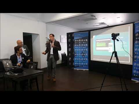 Presentation: mycujoo multi-channel Futsal/ Football TV platform (Sponsors)