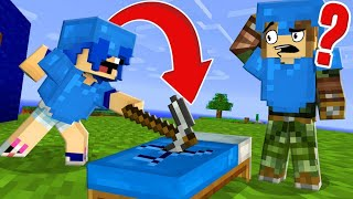 QUEBRANDO A CAMA DO PRÓPRIO TIME? | MINECRAFT BED WARS