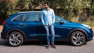 Kia Niro Hybrid - Very Fuel Efficient | Faisal Khan