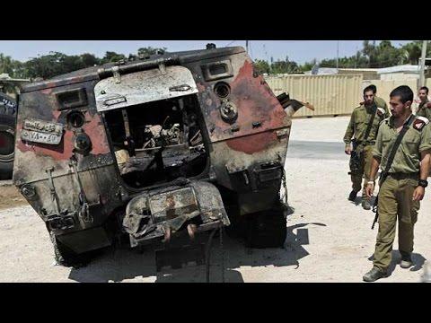 Roadside bomb kills 6 policemen in Egypt's Sinai
