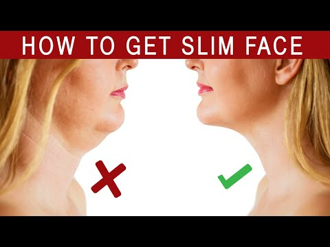 How To Get Slim Face | 5 Effective Facial Exercises For Cheeks And Jaw