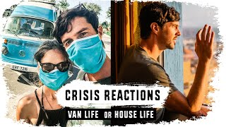 RUN OR HIDE? Reactions to the Global Pandemic // S04E09