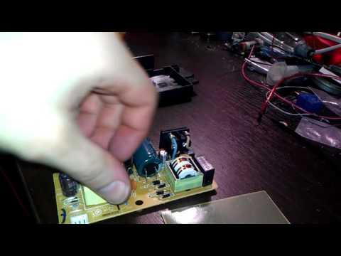 Блок питания принтера canon схема