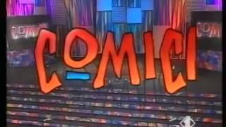 Corrado Guzzanti - Comici Italia1 1998