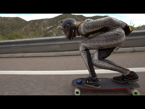 The Raw Sounds of Longboarding Mt. Lemmon | Ultimate Rush
