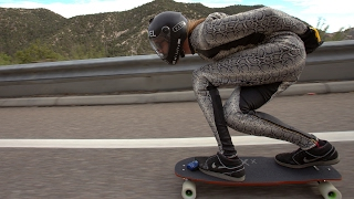 The Raw Sounds of Longboarding Mt. Lemmon | U...
