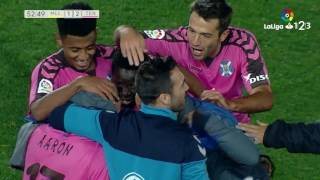 Golazo de Aarón (1-2) RCD Mallorca vs CD Tenerife