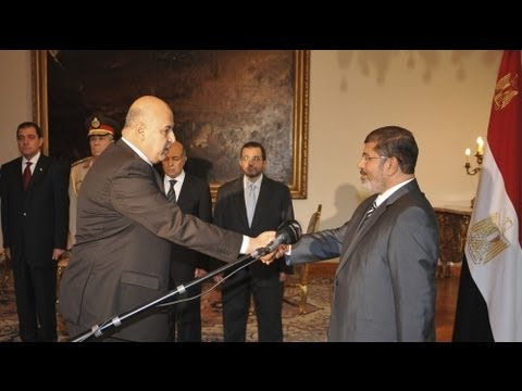Egypt vice-president Mekki resigns as constitution vote nears end