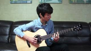 (Yiruma) When_The_Love_Falls - Sungha Jung